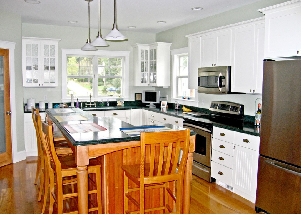 A dream kitchen for modern lifestyles